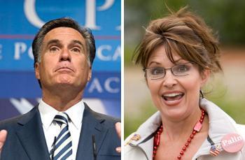 Is Mitt Romney the new Sarah Palin?