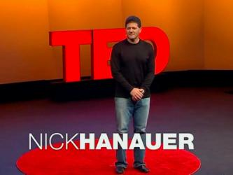 Nick Hanauer speaking at TED