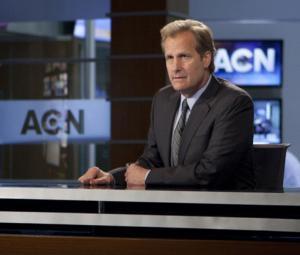News Night anchor Will McAvoy